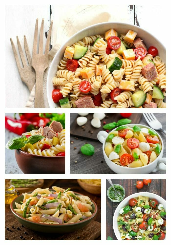 Pasta.com | 5 Easy Summer Pasta Salad Recipes