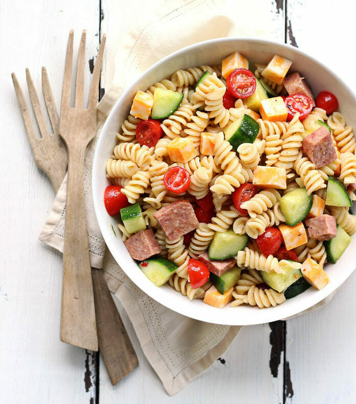 Pasta.com | Perfect Pasta Salad Recipe