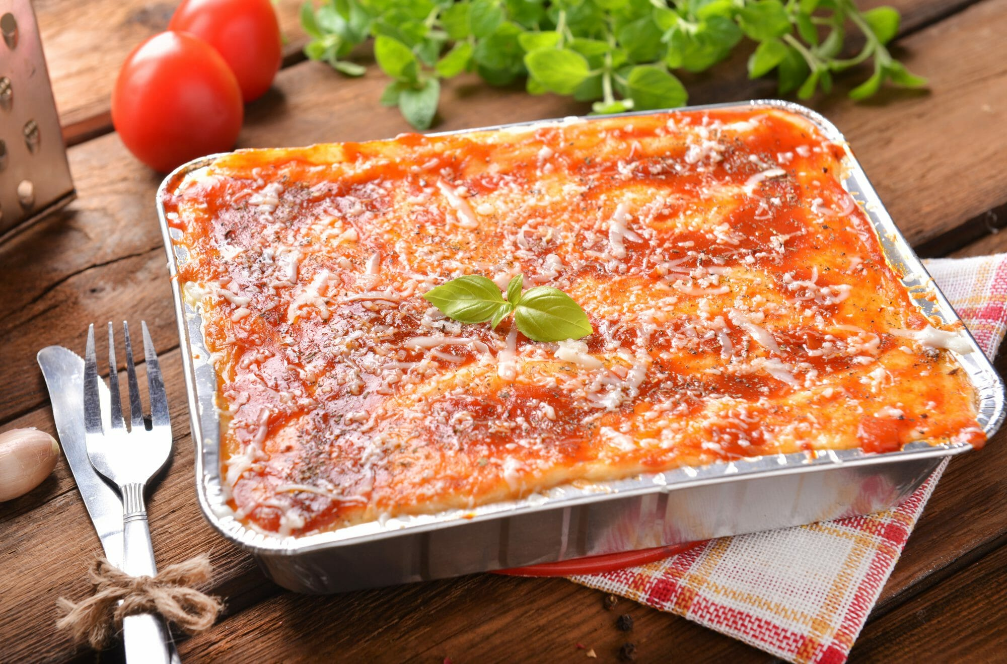 Costco Frozen Lasagna