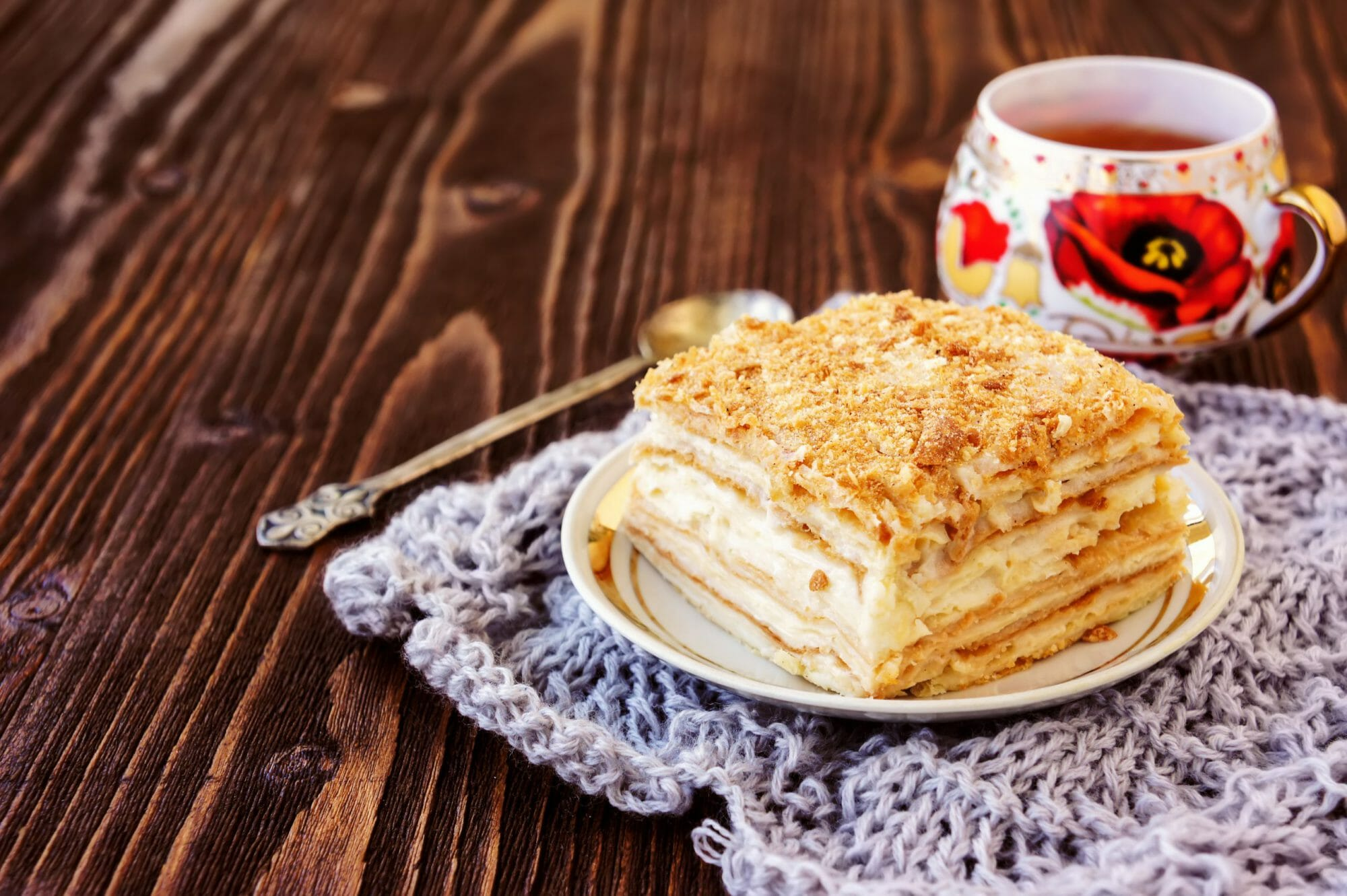 millefeuille-pastry