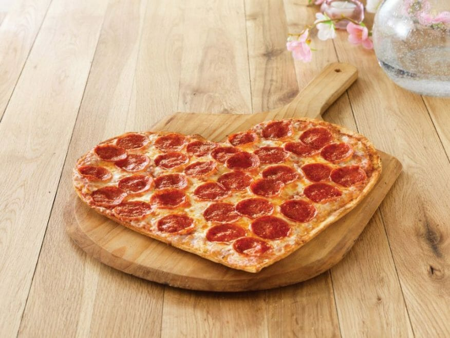 Marcos Heart Pizza