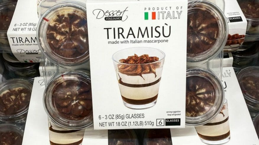 Costco Tiramisu Cups 6 Pack